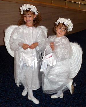 Ангел как подарок на свадьбу 475